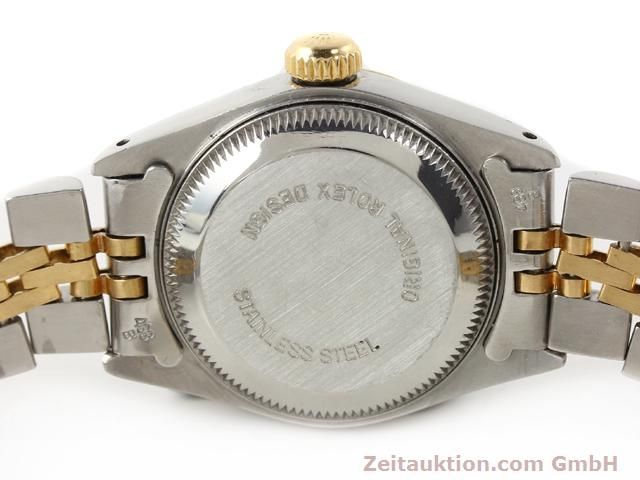 Used luxury watch Rolex Lady Datejust steel / gold automatic Kal. 2135 Ref. 69173  | 141053 08