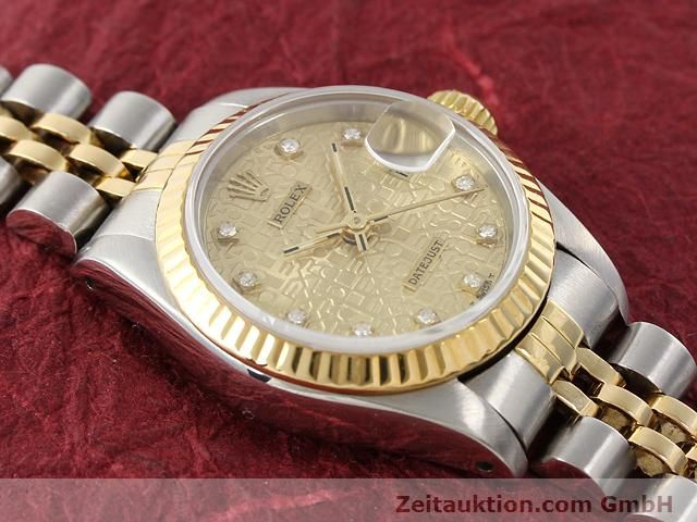 Used luxury watch Rolex Lady Datejust steel / gold automatic Kal. 2135 Ref. 69173  | 141053 14