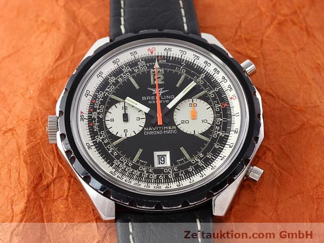 Used luxury watch Breitling Chronomat(ic) steel automatic Kal. 11 Ref. 1806  | 141056 13