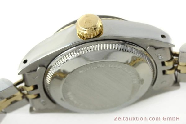 Used luxury watch Rolex Lady Date steel / gold automatic Kal. 2030 Ref. 6917  | 141057 11