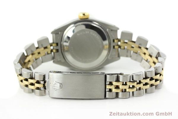 Used luxury watch Rolex Lady Date steel / gold automatic Kal. 2030 Ref. 6917  | 141057 12