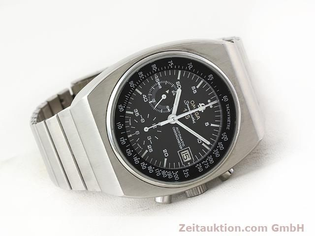 Used luxury watch Omega Speedmaster steel automatic Kal. 1041 Ref. 378.0801/178.0002  | 141065 03