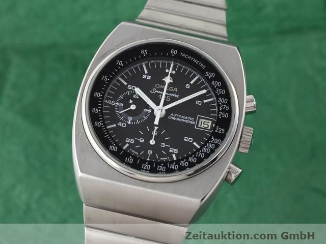Used luxury watch Omega Speedmaster steel automatic Kal. 1041 Ref. 378.0801/178.0002  | 141065 04