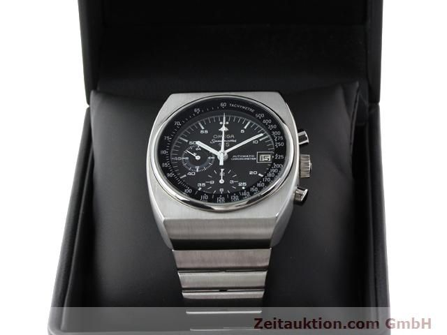 Used luxury watch Omega Speedmaster steel automatic Kal. 1041 Ref. 378.0801/178.0002  | 141065 07