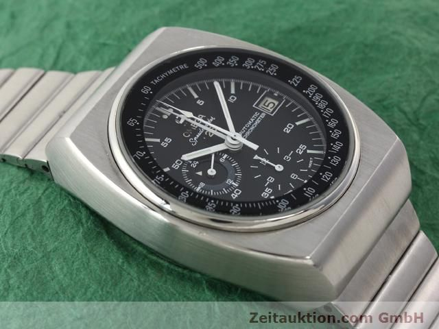 Used luxury watch Omega Speedmaster steel automatic Kal. 1041 Ref. 378.0801/178.0002  | 141065 13