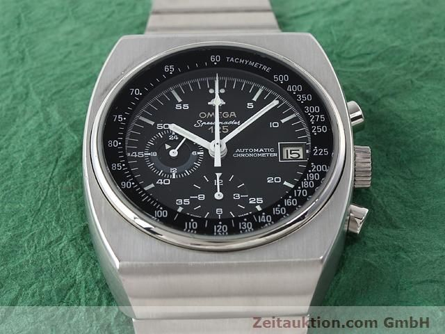 Used luxury watch Omega Speedmaster steel automatic Kal. 1041 Ref. 378.0801/178.0002  | 141065 14