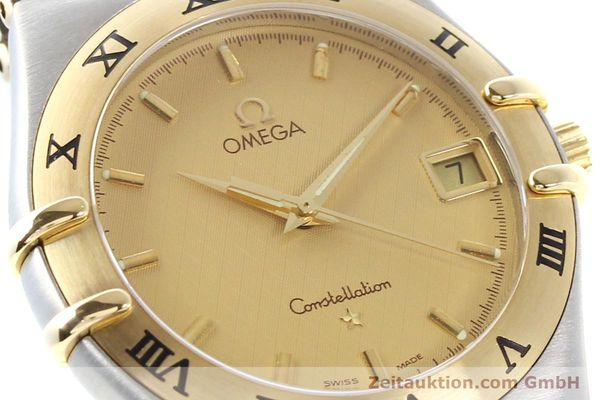 Used luxury watch Omega Constellation steel / gold quartz Kal. 1532 Ref. 396.1201  | 141066 02