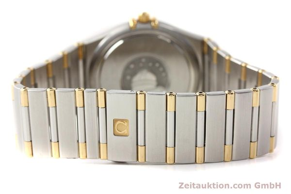 Used luxury watch Omega Constellation steel / gold quartz Kal. 1532 Ref. 396.1201  | 141066 10