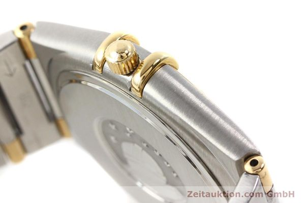 Used luxury watch Omega Constellation steel / gold quartz Kal. 1532 Ref. 396.1201  | 141066 12