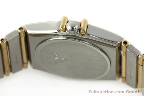 Used luxury watch Omega Constellation steel / gold quartz Kal. 1455 ETA 976001 Ref. 795.1080  | 141067 10