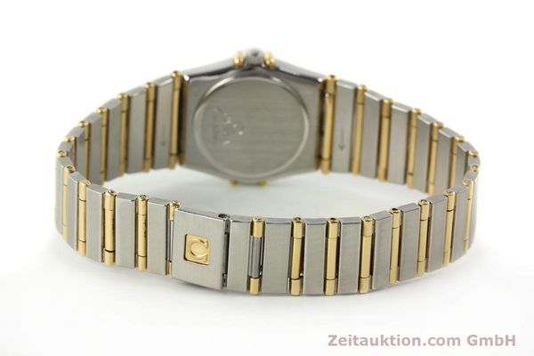 Used luxury watch Omega Constellation steel / gold quartz Kal. 1455 ETA 976001 Ref. 795.1080  | 141067 11
