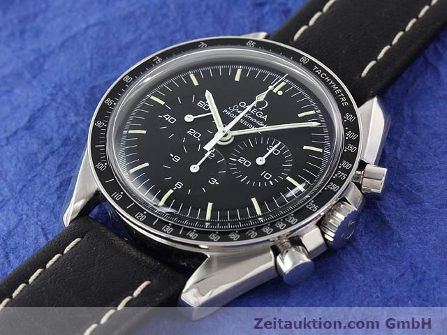Used luxury watch Omega Speedmaster steel manual winding Kal. 861 Ref. 145022-74  | 141072 01