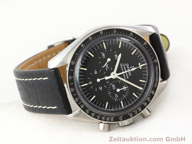 Used luxury watch Omega Speedmaster steel manual winding Kal. 861 Ref. 145022-74  | 141072 03