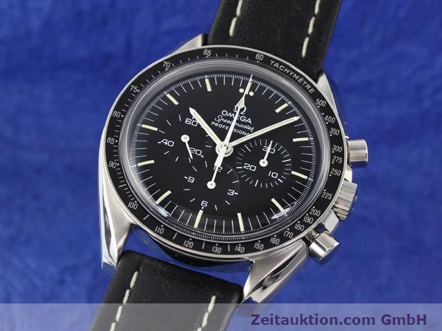 Used luxury watch Omega Speedmaster steel manual winding Kal. 861 Ref. 145022-74  | 141072 04