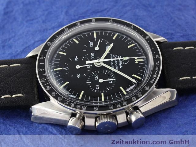 Used luxury watch Omega Speedmaster steel manual winding Kal. 861 Ref. 145022-74  | 141072 05