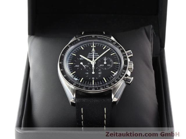 Used luxury watch Omega Speedmaster steel manual winding Kal. 861 Ref. 145022-74  | 141072 07