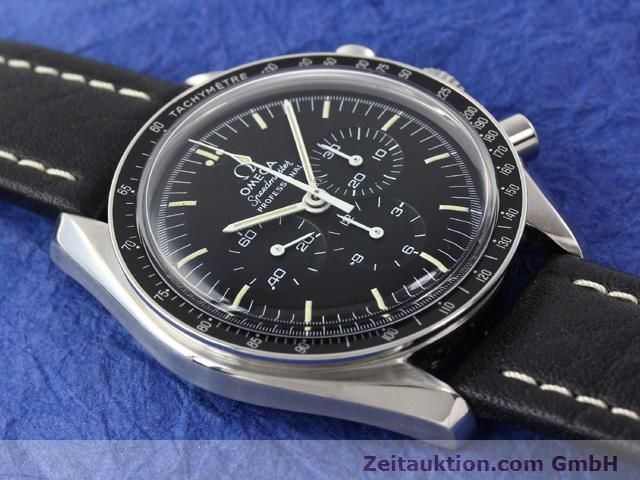 Used luxury watch Omega Speedmaster steel manual winding Kal. 861 Ref. 145022-74  | 141072 14