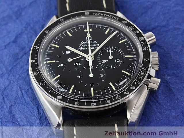 Used luxury watch Omega Speedmaster steel manual winding Kal. 861 Ref. 145022-74  | 141072 15