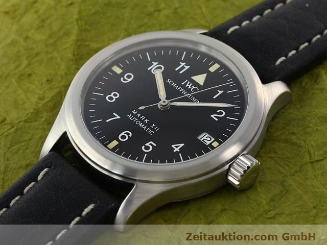 Used luxury watch IWC Mark XII steel automatic Kal. 884/2 Ref. 3241  | 141074 01