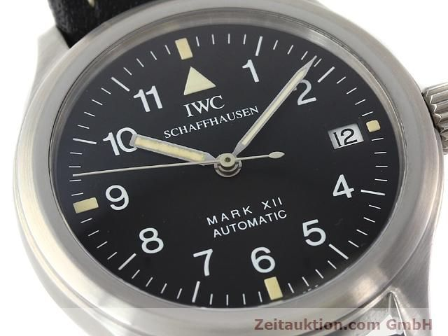 Used luxury watch IWC Mark XII steel automatic Kal. 884/2 Ref. 3241  | 141074 02