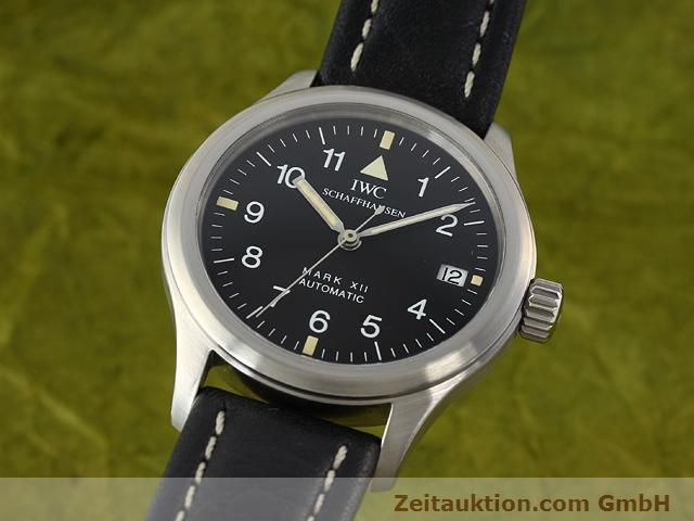 Used luxury watch IWC Mark XII steel automatic Kal. 884/2 Ref. 3241  | 141074 04