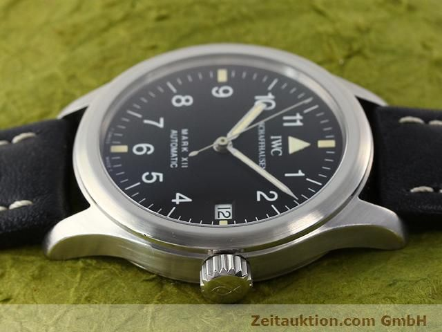 Used luxury watch IWC Mark XII steel automatic Kal. 884/2 Ref. 3241  | 141074 05