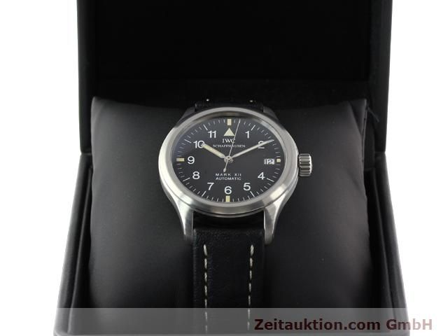 Used luxury watch IWC Mark XII steel automatic Kal. 884/2 Ref. 3241  | 141074 07