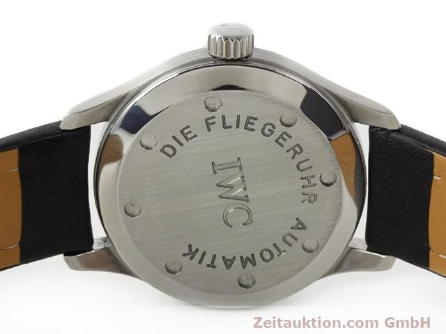 Used luxury watch IWC Mark XII steel automatic Kal. 884/2 Ref. 3241  | 141074 09