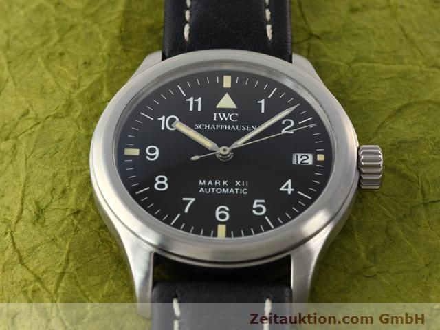 Used luxury watch IWC Mark XII steel automatic Kal. 884/2 Ref. 3241  | 141074 16