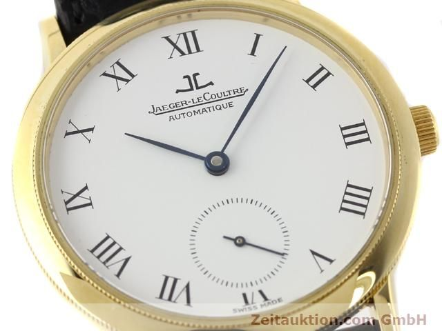 Used luxury watch Jaeger Le Coultre * 18 ct gold automatic Kal. 891 Ref. 0663  | 141077 02