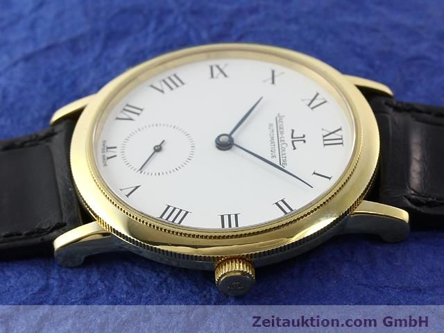 Used luxury watch Jaeger Le Coultre * 18 ct gold automatic Kal. 891 Ref. 0663  | 141077 05