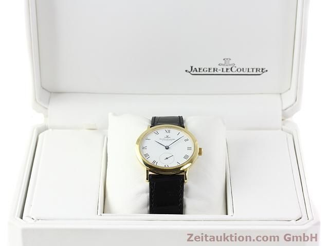 Used luxury watch Jaeger Le Coultre * 18 ct gold automatic Kal. 891 Ref. 0663  | 141077 07