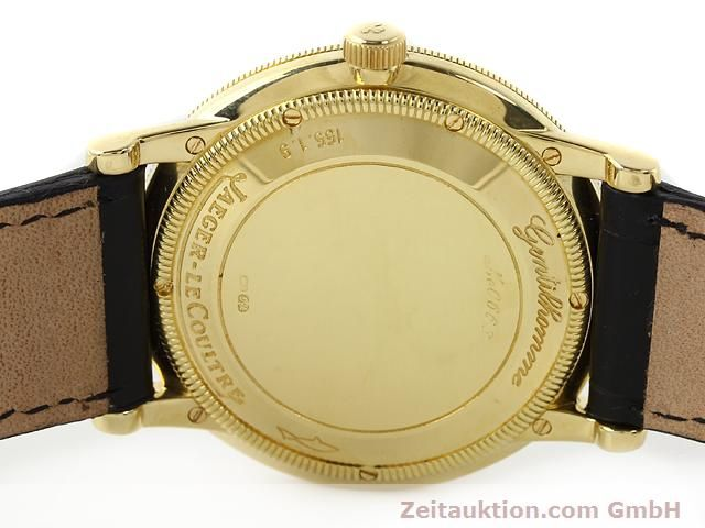 Used luxury watch Jaeger Le Coultre * 18 ct gold automatic Kal. 891 Ref. 0663  | 141077 09