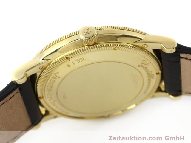 Used luxury watch Jaeger Le Coultre * 18 ct gold automatic Kal. 891 Ref. 0663  | 141077 13