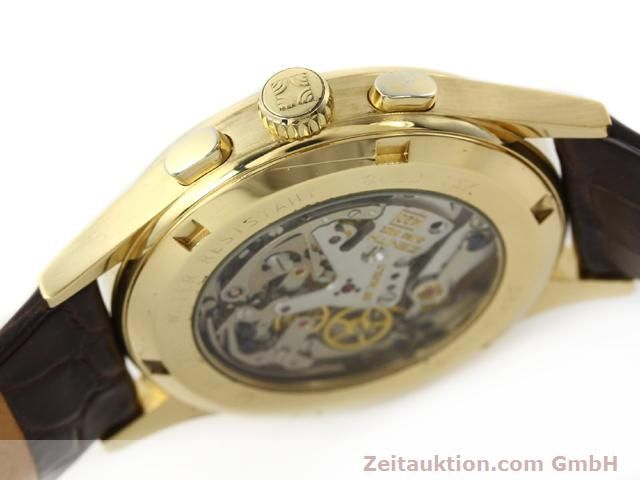 Used luxury watch Zenith Prime chronograph 18 ct gold manual winding Kal. 420 Ref. 06-0010.420  | 141078 08