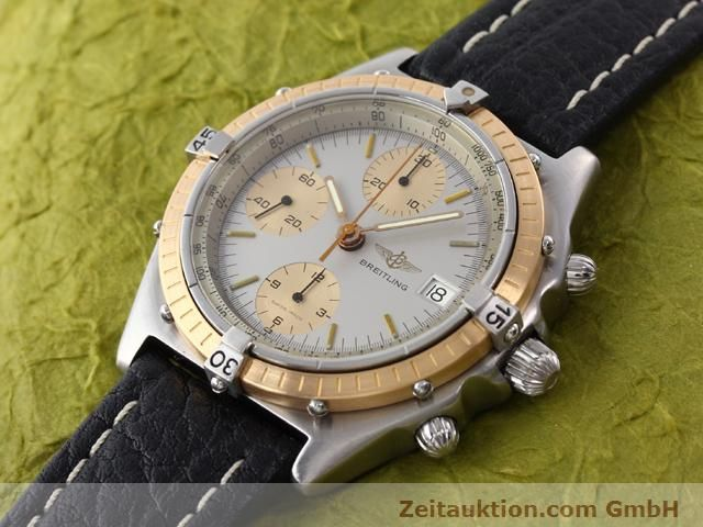 Used luxury watch Breitling Chronomat steel / gold automatic Kal. Valjoux 7750 Ref. 81950  | 141079 01