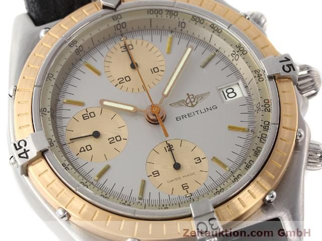 Used luxury watch Breitling Chronomat steel / gold automatic Kal. Valjoux 7750 Ref. 81950  | 141079 02