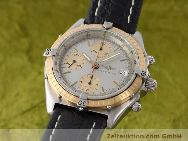 Used luxury watch Breitling Chronomat steel / gold automatic Kal. Valjoux 7750 Ref. 81950  | 141079 04