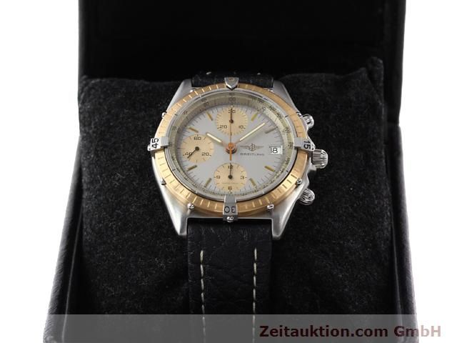 Used luxury watch Breitling Chronomat steel / gold automatic Kal. Valjoux 7750 Ref. 81950  | 141079 07