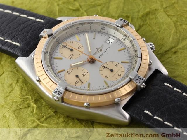 Used luxury watch Breitling Chronomat steel / gold automatic Kal. Valjoux 7750 Ref. 81950  | 141079 12