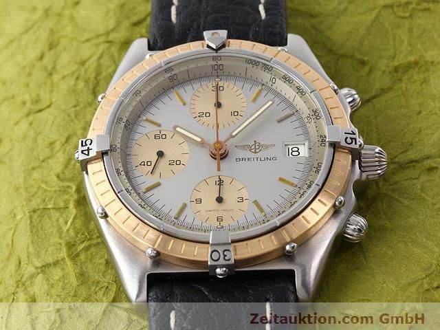 Used luxury watch Breitling Chronomat steel / gold automatic Kal. Valjoux 7750 Ref. 81950  | 141079 13