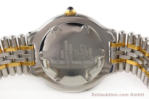 Used luxury watch Cartier Ligne 21 gilt steel quartz Kal. 690  | 141084 09