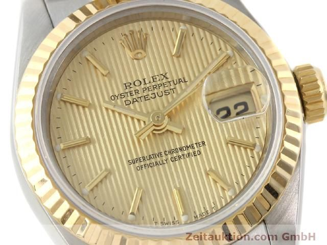 Used luxury watch Rolex Lady Datejust steel / gold automatic Kal. 2135 Ref. 69173  | 141085 02