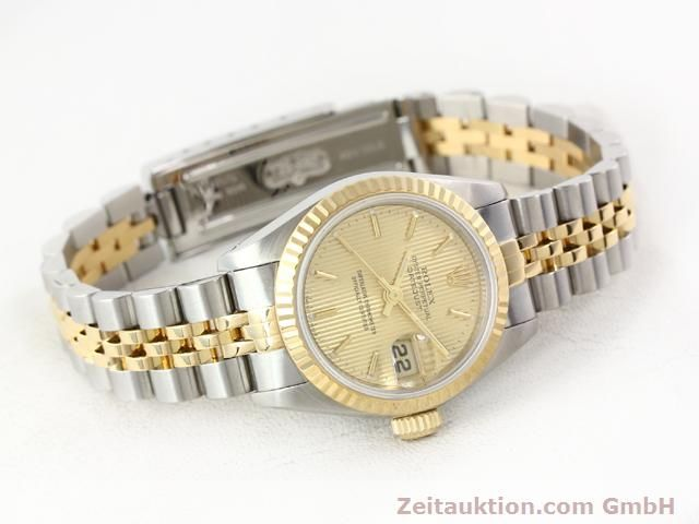 Used luxury watch Rolex Lady Datejust steel / gold automatic Kal. 2135 Ref. 69173  | 141085 03