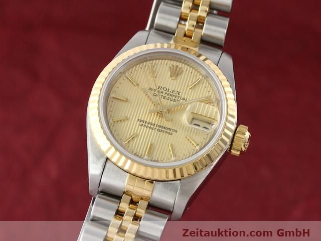 Used luxury watch Rolex Lady Datejust steel / gold automatic Kal. 2135 Ref. 69173  | 141085 04