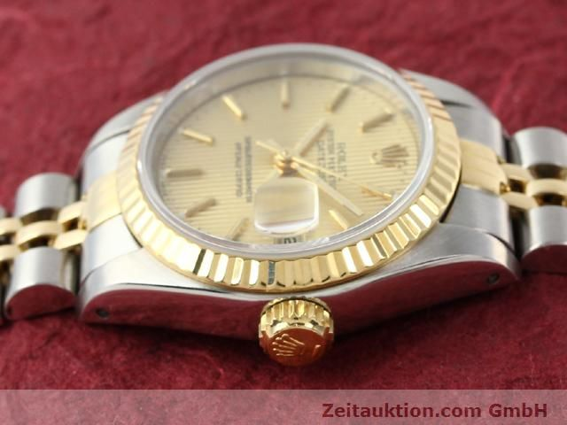 Used luxury watch Rolex Lady Datejust steel / gold automatic Kal. 2135 Ref. 69173  | 141085 05