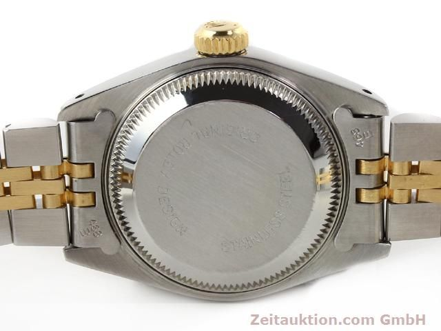 Used luxury watch Rolex Lady Datejust steel / gold automatic Kal. 2135 Ref. 69173  | 141085 09