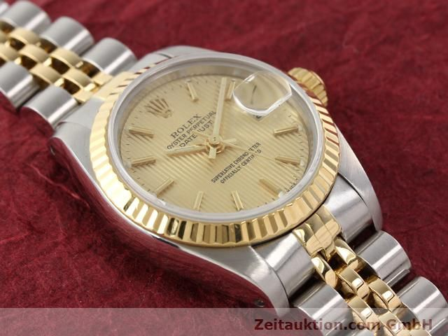 Used luxury watch Rolex Lady Datejust steel / gold automatic Kal. 2135 Ref. 69173  | 141085 15