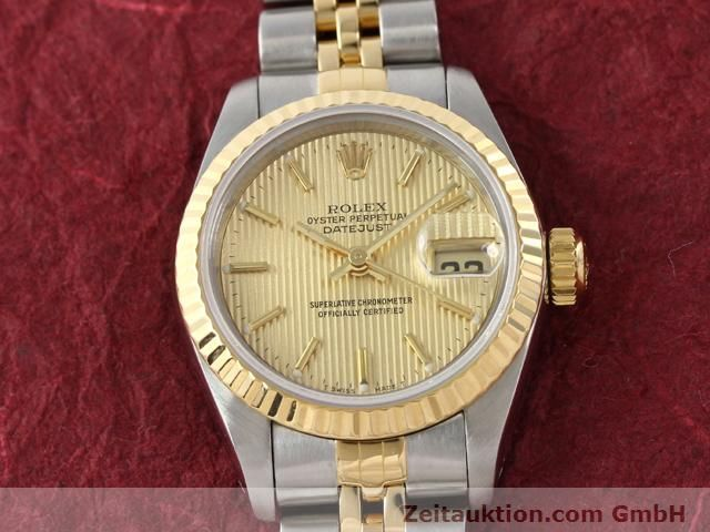 Used luxury watch Rolex Lady Datejust steel / gold automatic Kal. 2135 Ref. 69173  | 141085 16
