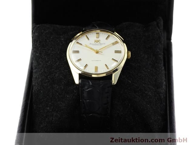montre de luxe d occasion IWC * or jaunen 14 ct automatique Kal. C.854 Ref. 910A  | 141087 07